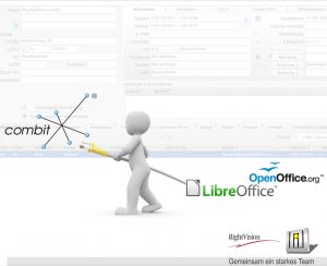 RightVision und Unirent - OpenOffice-Connector