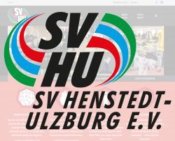 Die neue Seite des SV Henstedt-Ulzburg