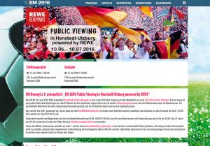 RightVision - Public Viewing Henstedt-Ulzburg
