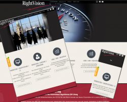 RightVision | Responsive Webdesign