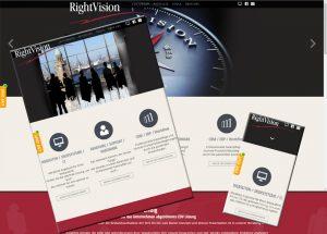 RightVision | Responsive Webdesign