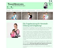 RightVision | TrageHerzchen Webdesign