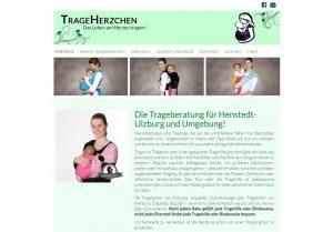 RightVision | TrageHerzchen Webdesign