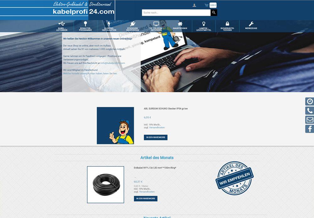Magento Kabelprofi24.com