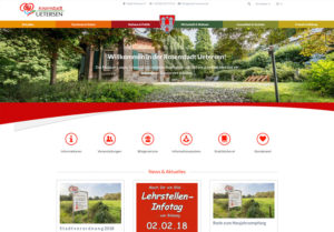 RightVision Webdesign | Stadt Uetersen